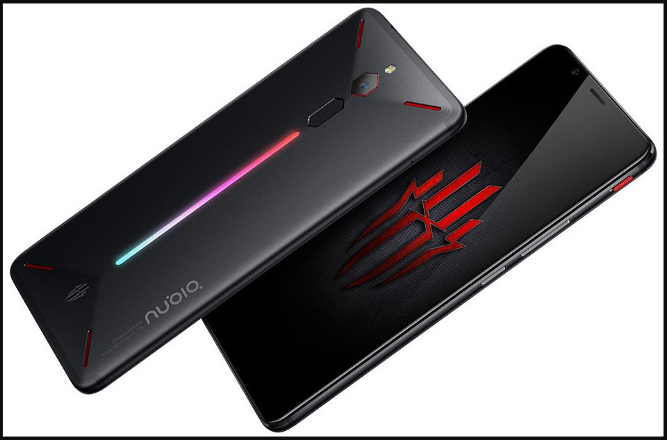 Nubia Red Magic Gaming Smartphone With 8GB RAM Launched In India