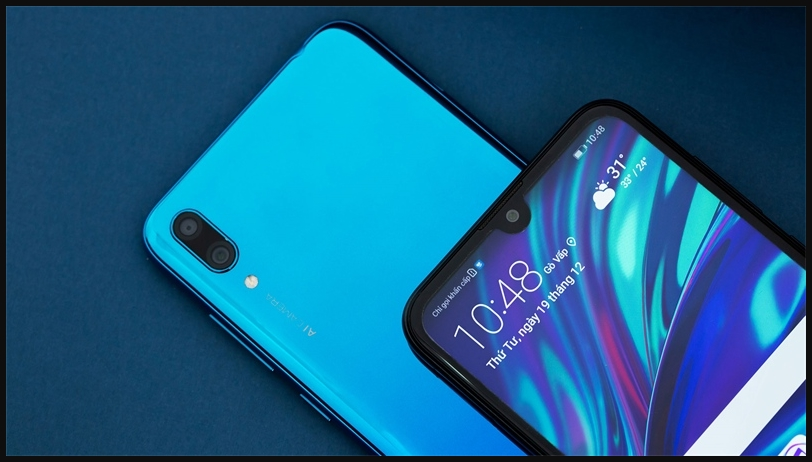 Huawei Y7 Pro (2019) Smartphone with 4,000 mAh Battery Launched