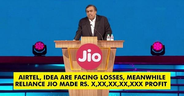 jio announcement