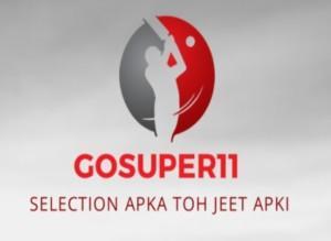 GoSuper11 Logo