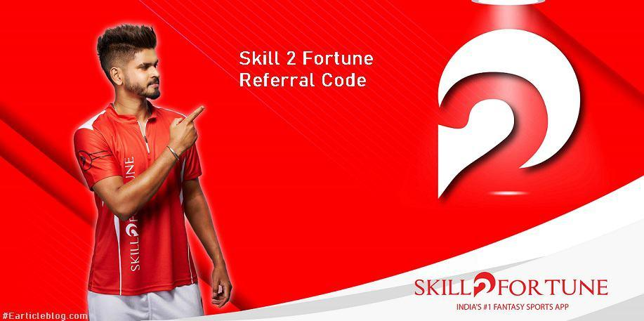 Skill 2 Fortune Referral Code