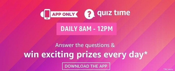 Play Amazon Quiz Funzone