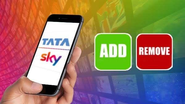 Change Tata Sky Package