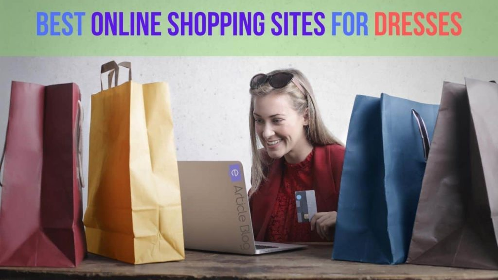 Best Online Shopping Sites for Dresses in India