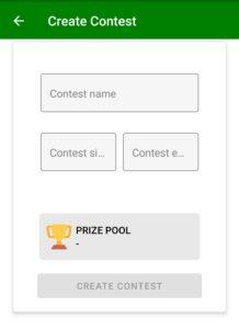 Myfab11 Private Contest
