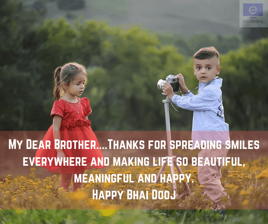 bhai dooj wishes for brother