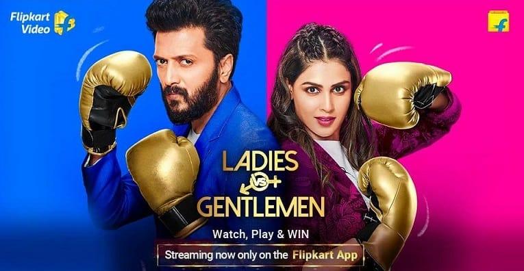 Flipkart Ladies vs Gentlemen