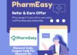 pharmeasy refer earn