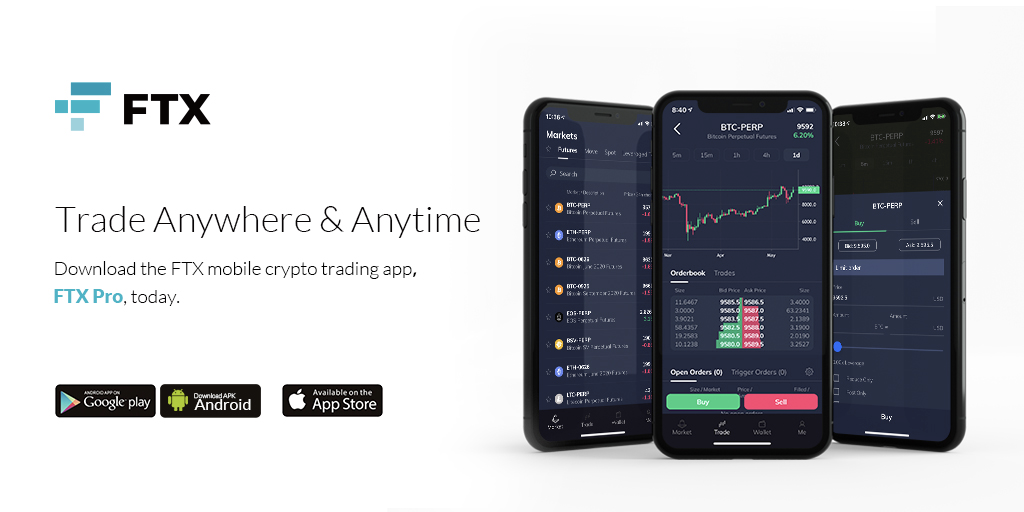 FTX Cryptocurrency exchange