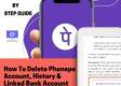 How-to-delete-phonpe-app-account
