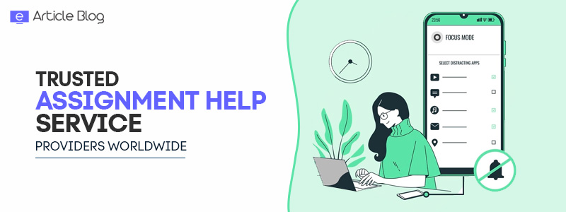 Assignment Help Service Providers