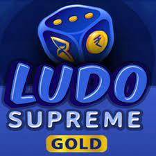 Ludo Supreme Gold Logo